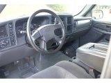 2004 Chevrolet Silverado 1500 Z71 Crew Cab 4x4 Dark Charcoal Interior