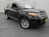 2013 Tuxedo Black Metallic Ford Explorer XLT #77361560