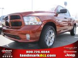 2013 Copperhead Pearl Ram 1500 Express Crew Cab #77361490