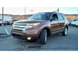 2011 Golden Bronze Metallic Ford Explorer XLT 4WD #77361417