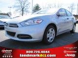 2013 Bright Silver Metallic Dodge Dart SE #77361474