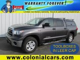 2011 Magnetic Gray Metallic Toyota Tundra CrewMax 4x4 #77361824
