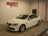 2009 White Hot Pontiac G8 Sedan #77361871