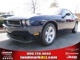 2013 Jazz Blue Pearl Dodge Challenger SXT #77361472