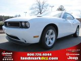 2013 Bright White Dodge Challenger SXT #77361471