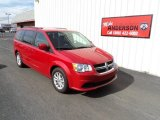 2013 Redline 2 Coat Pearl Dodge Grand Caravan SXT #77361864