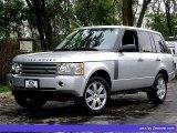 2006 Zambezi Silver Metallic Land Rover Range Rover HSE #759027