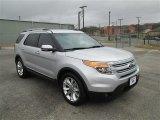 2011 Ingot Silver Metallic Ford Explorer Limited #77361405