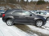 2013 Tungsten Metallic Chevrolet Equinox LT AWD #77361538