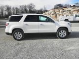 2013 Summit White GMC Acadia SLE #77361805