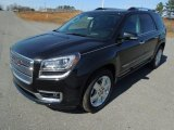 2013 Carbon Black Metallic GMC Acadia Denali #77361738