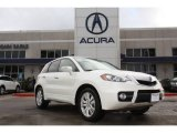 2010 White Diamond Pearl Acura RDX  #77361385
