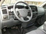 2008 Dodge Ram 1500 ST Quad Cab 4x4 Dashboard