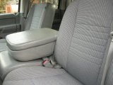 2008 Dodge Ram 1500 ST Quad Cab 4x4 Medium Slate Gray Interior