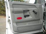 2008 Dodge Ram 1500 ST Quad Cab 4x4 Door Panel