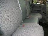 2008 Dodge Ram 1500 ST Quad Cab 4x4 Rear Seat