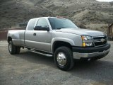 2007 Chevrolet Silverado 3500HD Classic LT Extended Cab Dually 4x4 Data, Info and Specs