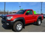 2013 Toyota Tacoma Regular Cab 4x4 Data, Info and Specs