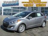2013 Titanium Gray Metallic Hyundai Elantra GT #77361371