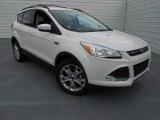2013 White Platinum Metallic Tri-Coat Ford Escape SE 1.6L EcoBoost #77361570