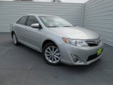 2013 Classic Silver Metallic Toyota Camry XLE #77361568