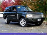 2006 Tonga Green Pearl Land Rover Range Rover HSE #759025