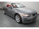 2010 Space Gray Metallic BMW 3 Series 335i Convertible #77361637