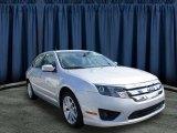 2011 Ingot Silver Metallic Ford Fusion SEL V6 #77399459