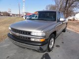 2000 Light Pewter Metallic Chevrolet Silverado 1500 LT Extended Cab #77399209