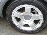 Audi Allroad 2003 Wheels and Tires