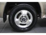 Infiniti QX4 2000 Wheels and Tires