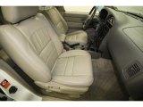 2000 Infiniti QX4 Interiors