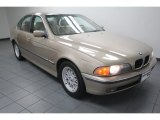 Sahara Beige Metallic BMW 5 Series in 2000