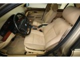 2000 BMW 5 Series 528i Sedan Front Seat