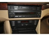 2000 BMW 5 Series 528i Sedan Controls