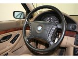 2000 BMW 5 Series 528i Sedan Steering Wheel