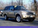2006 Land Rover Range Rover Maya Gold Metallic
