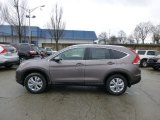 2013 Urban Titanium Metallic Honda CR-V EX-L AWD #77399075