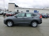 2013 Polished Metal Metallic Honda CR-V LX AWD #77399070