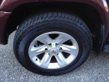 Nissan Pathfinder 2002 Wheels and Tires