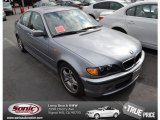 2004 Silver Grey Metallic BMW 3 Series 330i Sedan #77398841