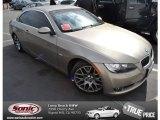 2008 Platinum Bronze Metallic BMW 3 Series 328i Convertible #77398839