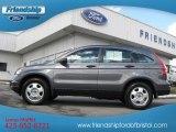 2010 Polished Metal Metallic Honda CR-V LX #77398699