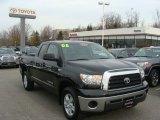 2008 Black Toyota Tundra Double Cab 4x4 #77398825