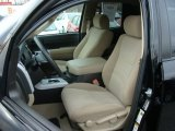 2008 Toyota Tundra Double Cab 4x4 Front Seat