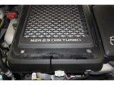 Mazda MAZDA3 2011 Badges and Logos