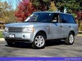 2006 Zambezi Silver Metallic Land Rover Range Rover HSE #759044
