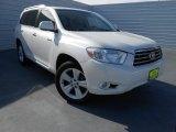 2010 Blizzard White Pearl Toyota Highlander Limited #77398812