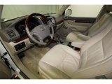 2009 Lexus GX Interiors