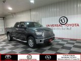 2011 Magnetic Gray Metallic Toyota Tundra Texas Edition Double Cab #77398679